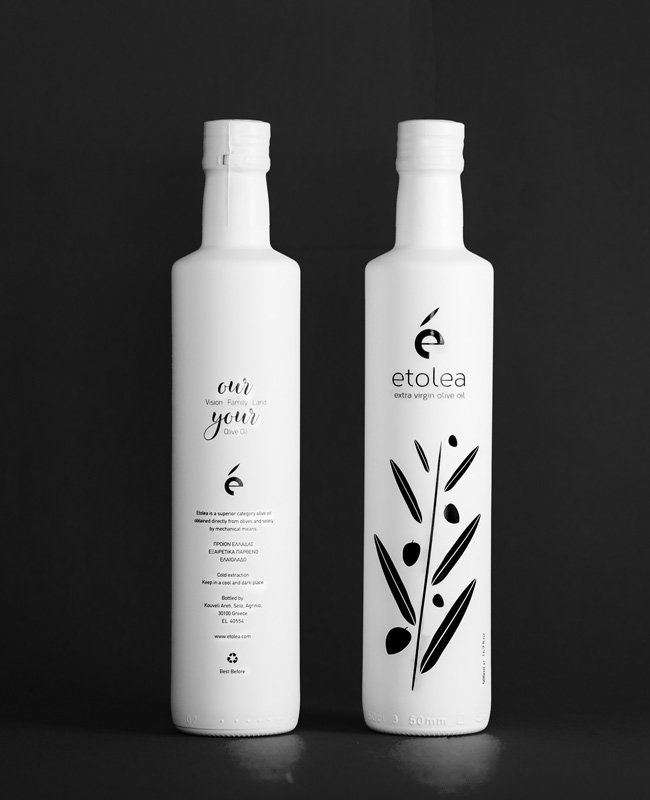 Etolea, Extra Virgin Olive Oil